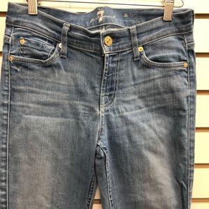 7 For All Mankind Jeans - 7 for all mankind jeans 25